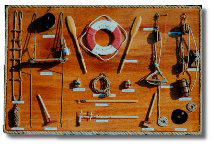 Tool Board for the Albatros